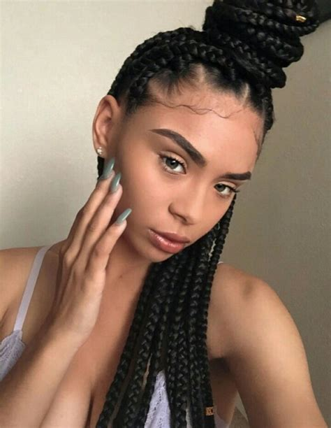 jumbo box braid styles 247 best images about braids and twist on pinterest