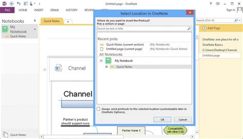 onenote visio bring to onenote for visio office onenote gem add ins