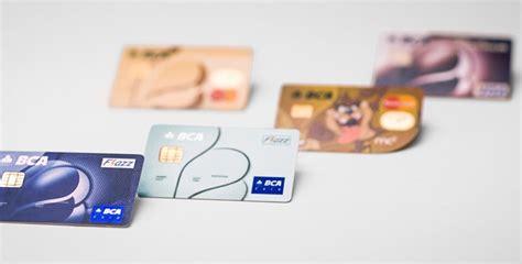 keunggulan kartu kredit bca fitur  jenis jenisnya