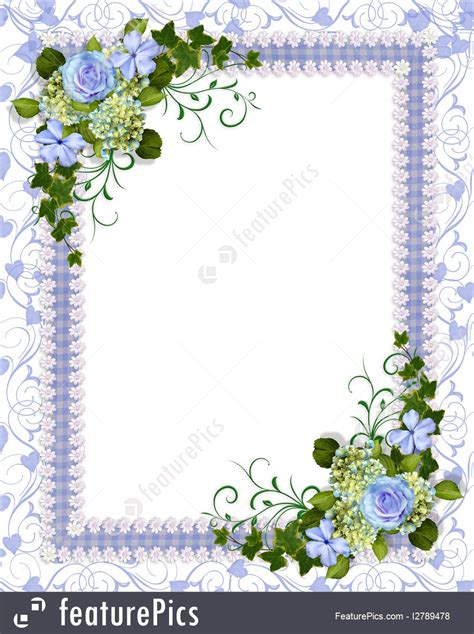 Wedding Border Design Royal Blue by Royal Blue Border Design Baskan Idai Co