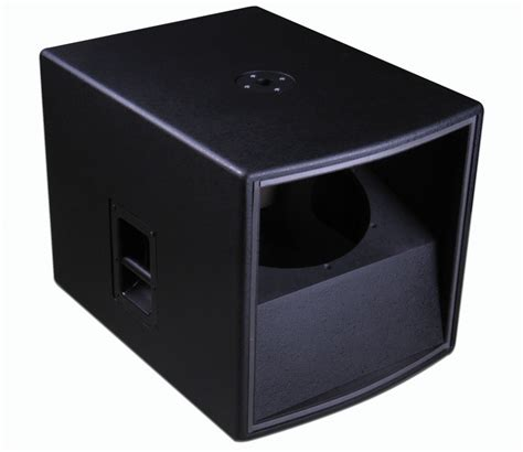 Subwoofer Shelf by Image Beyma Sb18 Driver
