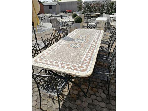 mobili da giardino outlet tris tavolo da giardino a prezzi outlet