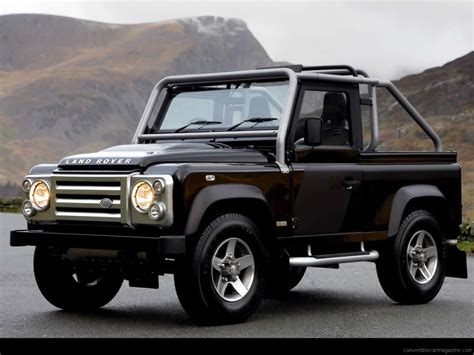 land rover defender land rover defender svx buying guide