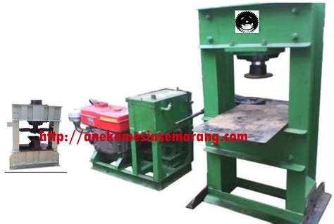 Mesin Pres Motor mesin press hidrolik mesin press batako atau paving sumber karya aneka mesin teknologi tepat
