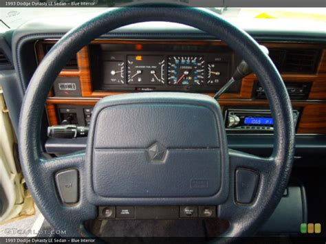 how cars run 1993 dodge shadow interior lighting dodge dynasty 1987 1993 sedan outstanding cars