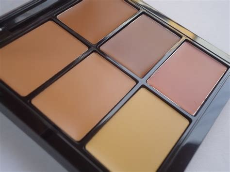 Mac Concealer Palette mac pro conceal and correct palette review