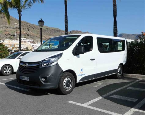 Opel Movano Unterwegs In De Mogan 01 2017