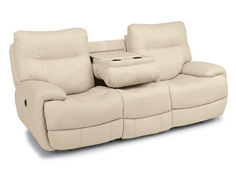 flexsteel power reclining sofa flexsteel living room leather power reclining sofa 1447
