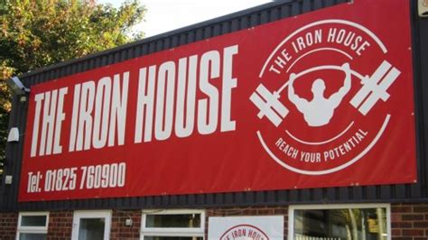 iron house gym iron house gym celebrates its first anniversary in uckfield uckfield news