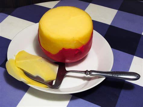 Cheesy Edam edam cheese