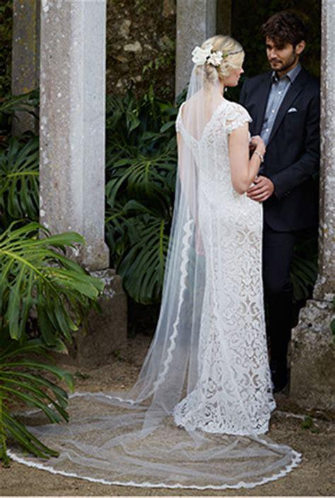 Wedding Hair No Veil by Wedding Bridal Veils Style Guide B Inspired Bhldn