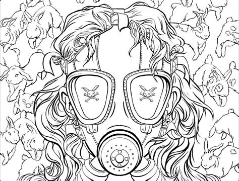 anime coloring books for sale an coloring book by chuck palahniuk is coming in