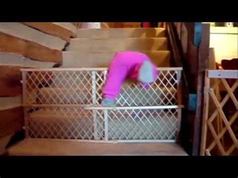 Baby Escapes From Crib Babies Escaping From Cribs Compilation Mission Impossible Style Viral Viral