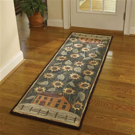 country style kitchen rugs primitive country style rugs