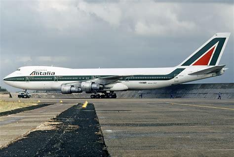 voli interni italia file boeing 747 i demb alitalia jpg