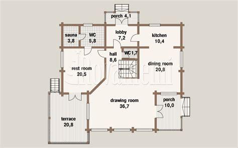 swedish house plans swedish house floor plan 1st floor rovaniemi log house rovaniemi logbouw s
