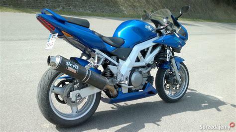 2003 Suzuki Sv 650 by Suzuki Sv 650s 2003r Brzoz 243 W Sprzedajemy Pl