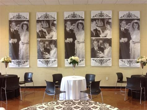50th Wedding Anniversary Reception Ideas by 50th Anniversary Decorations Best 50th Anniversary
