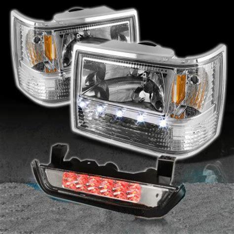 1995 Jeep Grand Headlights Jeep Grand 1993 1998 Clear Headlights And
