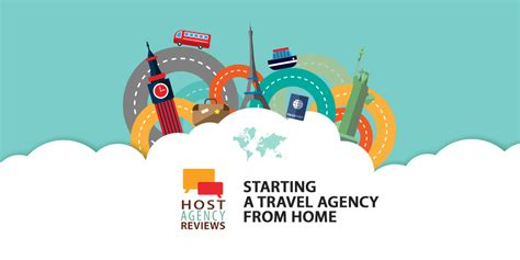 starting a travel agency from home a guide