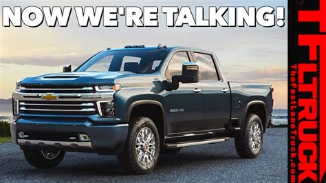 2020 Gmc 2500 New Style by Breaking News 2020 Chevy Silverado Hd High Country