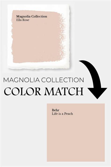 how to color match paint magnolia paint colors matched to behr joyful derivatives