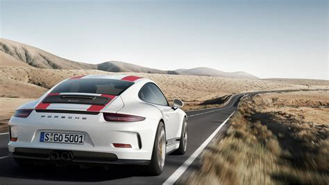 porsche r geneva motor show the new porsche 911 r