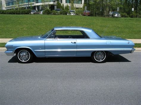 buy chevrolet impala 1963 chevrolet impala 1963 chevrolet impala for sale to