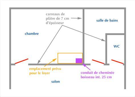 Installation Cheminee by Installation Foyer Chemin 233 E Derri 232 Re Carreaux Pl 226 Tre