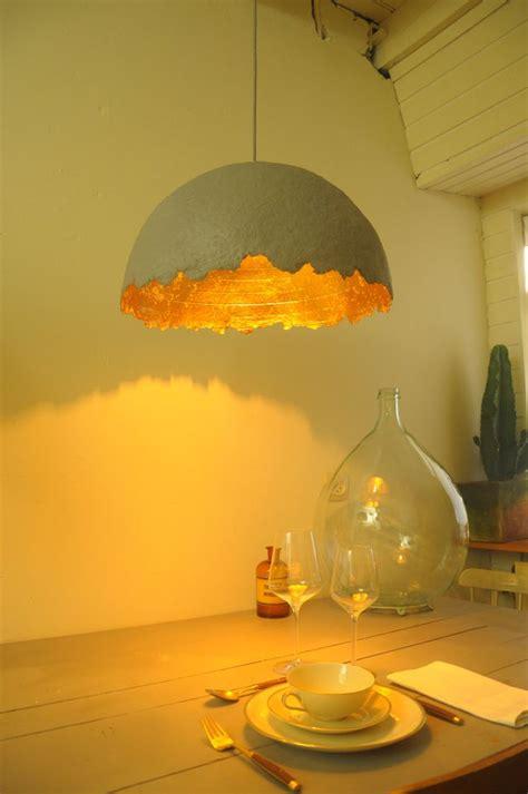 paper mache hanging lights pendant l hanging l paper mache l industrial