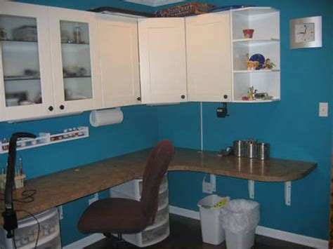 Floating Countertop by Floating Countertop For Craft Room By Bethmartin Lumberjocks Woodworking Community
