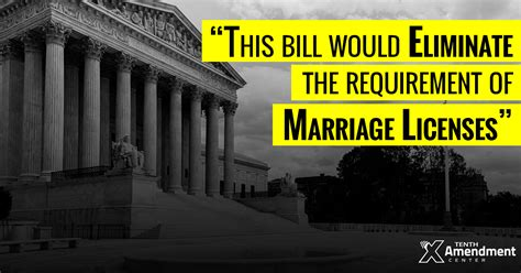 State Of Alabama Marriage Records Tenth Amendment Center Alabama Bill Would Eliminate
