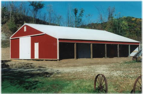 Agricultural Shed Kits by Farm Buildings 187 Agricultural Pole Barn Kits