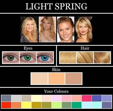 Change Your Makeup With The Seasons by Do You Change Your Hair Color According To The Season