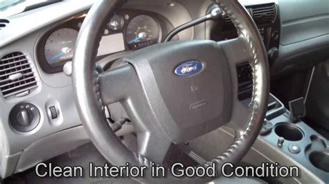 2007 ford ranger xl 2wd 2 3l automatic interior stereo