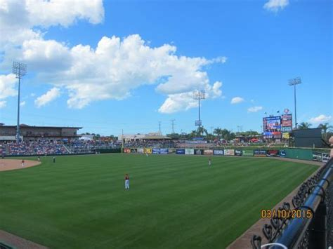 bright house networks clearwater fl outfield walkway picture of spectrum field clearwater tripadvisor