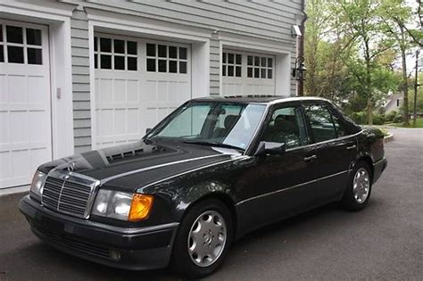 where to buy car manuals 1992 mercedes benz 190e engine control purchase used 1992 mercedes 500e in short hills new jersey united states for us 56 900 00