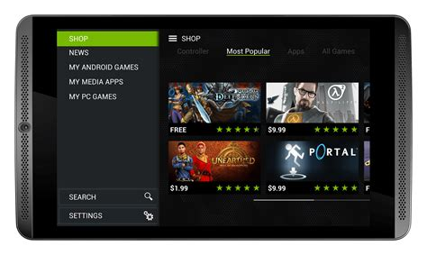 Tablet Nvidia Shield Di Indonesia 233 vit 233 des appareils android nvidia montre l exemple