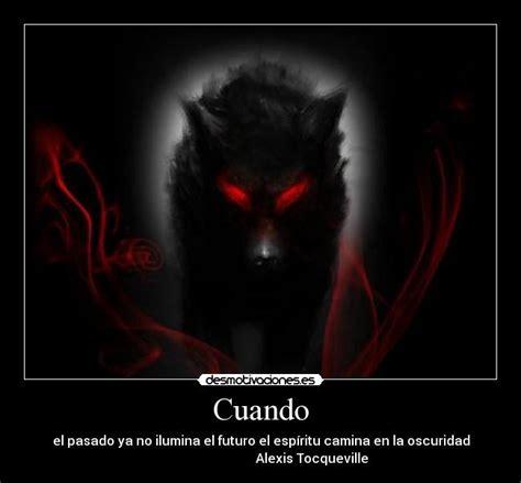 imagenes de negro lobo cuando desmotivaciones