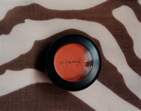 mac color corrector mac studio finish skin corrector orange review