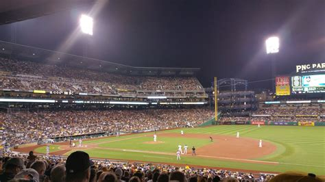 pnc park section 108 pnc park section 108 rateyourseats com