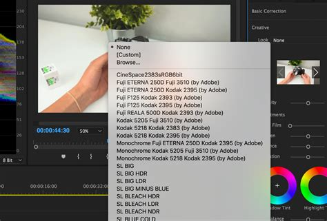 adobe premiere pro luts how to install and use luts in premiere pro filtergrade