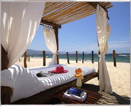 beach bed cama en una playa del para 237 so outdoor beach bed decoration