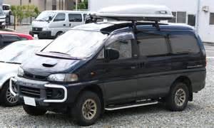 Mitsubishi Delica Spacegear Mitsubishi Space Gear 1994 1997