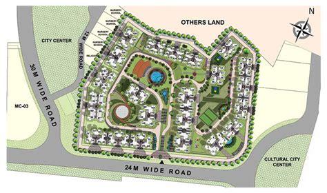layout plan of town gaur yamuna city