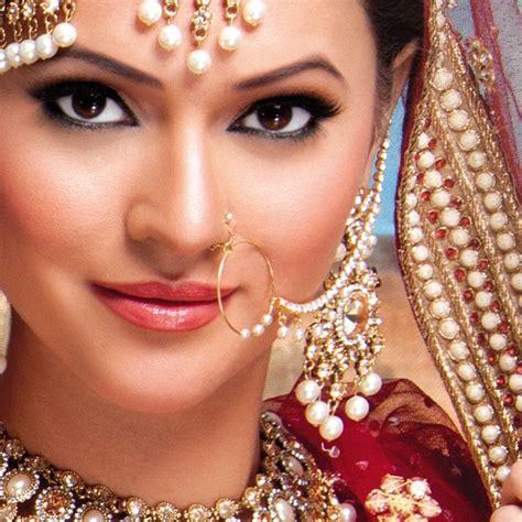 Belleza De Bali Earrings nath or nose rings for indian wedding jewellery https