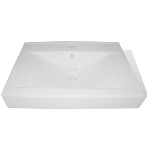 lavello bianco articoli per lavello bianco in ceramica rettangolare con