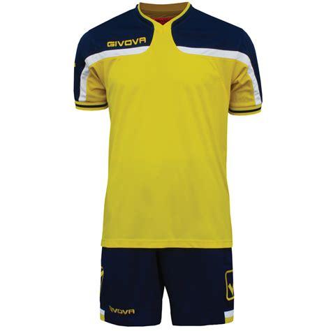 Gamis Set Jersey 3 givova football set jersey with shorts kit america teamwear kit 3xs 2xl new ebay