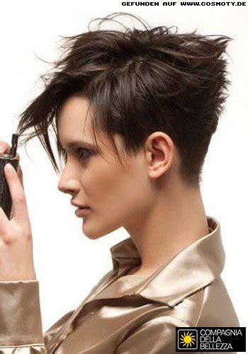 frisuren bilder kurzes haar mit frech betontem hinterkopf