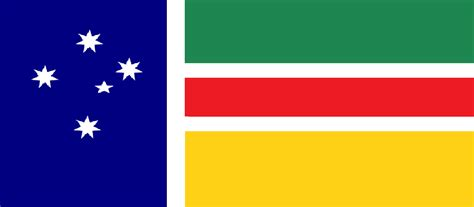 australia colors a new flag for australia